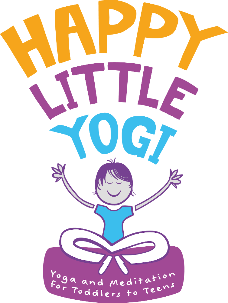 Happy Little Yogi